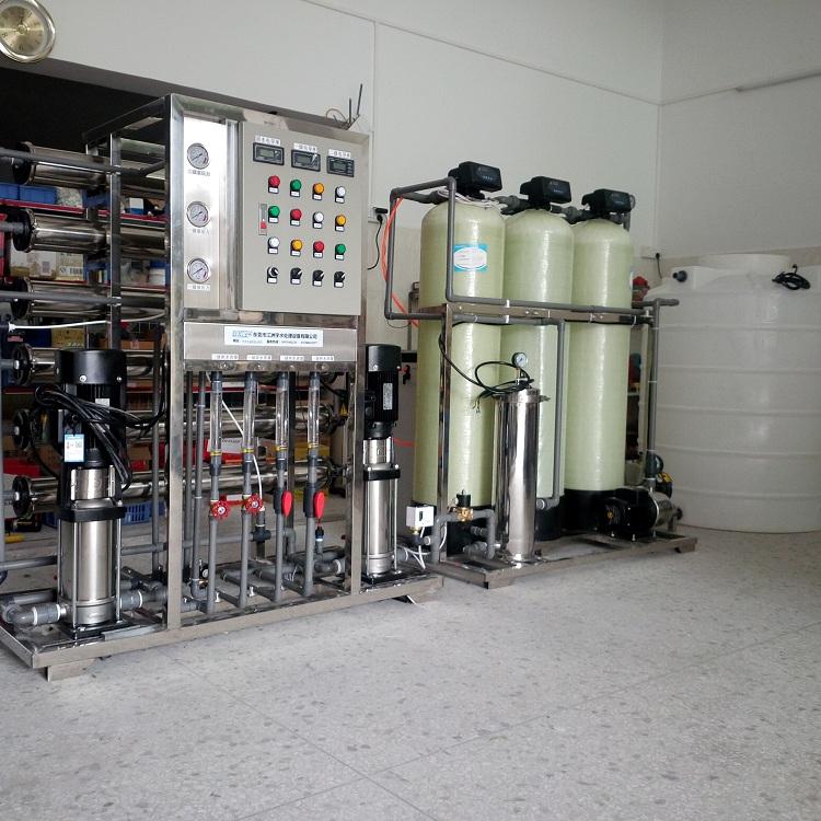维护工业纯水设备 饮用水处理设备 桶装水处理设备 家用净水器