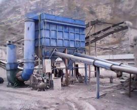 矿山破碎机除尘器多少钱