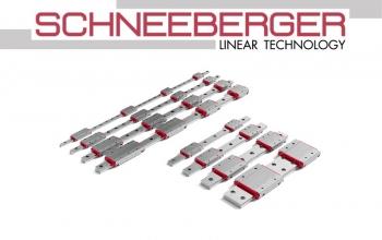SCHNEEBERGER|施耐博格|微型直线导轨|MNNXL系列