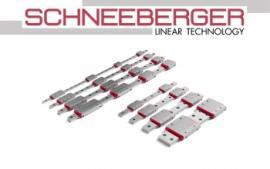 SCHNEEBERGER|施耐博格|微型直线导轨MNN系列