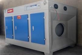 5000风量光氧废气净化器 橡胶厂除味环保北京赛车 工业废气除臭北京赛车