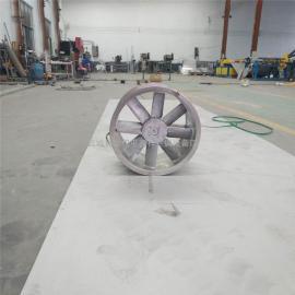 304不锈钢耐高温轴流风机