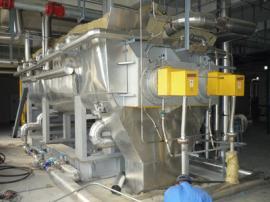 环保型印染污泥干燥设备