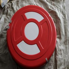 LBC-001救生圈存放箱 LBC系列救援装备 LBC-001救生圈盒子