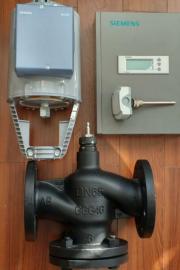 SKC60 西门子电动液压执行器(无断电复位型)