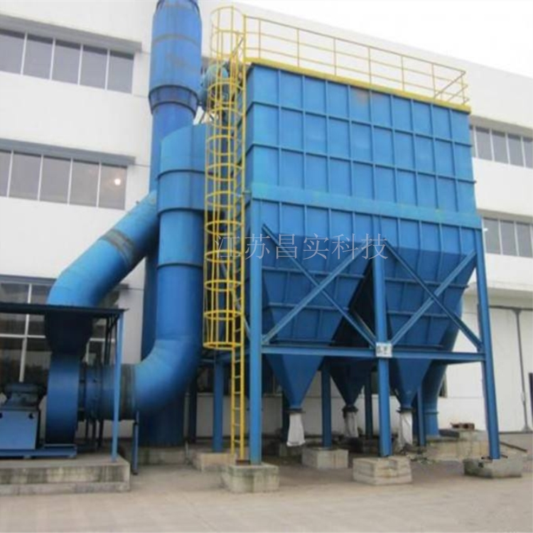 废气处理设备 工业除尘器 脉冲布袋除尘器 厂家直销 定制生产