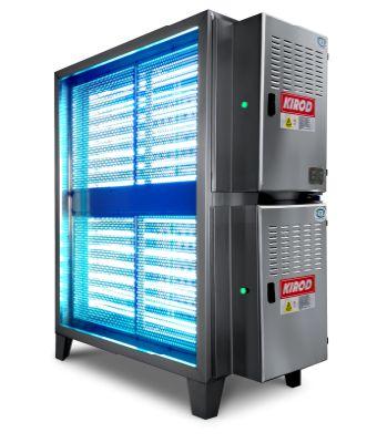 除臭设备科诚UV光解处理