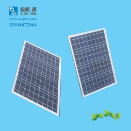 山林区养殖场QWY家用太阳能发电机100W太阳能电池板