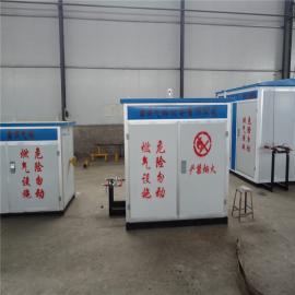 天然气调压柜箱 燃气调压箱 燃气调压计量撬