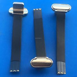 3P-T型苹果I5-I6(无线充电)手机公头(背夹)电流2A 长度50mm