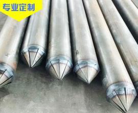 供应汇龙预包装(含铬)高硅铸铁阳极1-3米汇龙定制