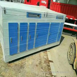 VOC光氧废气处理设备 除油烟 废气净化设备 等离子设备厂家