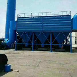 PPC气箱式脉冲布袋除尘器用于水泥厂库顶和熟冷却机和磨机