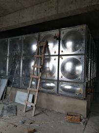 镀锌钢板装配式保温水箱