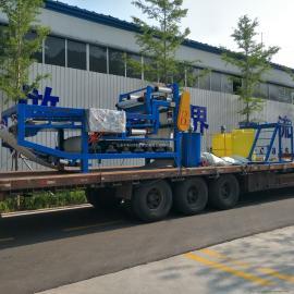 石粉洗沙污泥脱水机 带式压滤机 脱水率高 专业厂家中科贝特