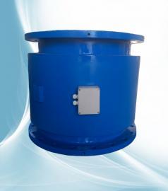 电磁流量计管道式分体一体污水流量计橡胶四氟衬里大口径流量计