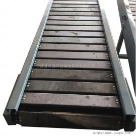 碳钢链板排屑机 碳钢重型链板线欢迎来电订购