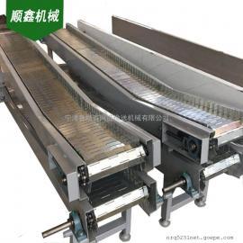 厂家直销链板机肥料输送链板机
