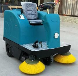 欧洁驾驶式扫地机S1360工厂小区常用扫地机价位