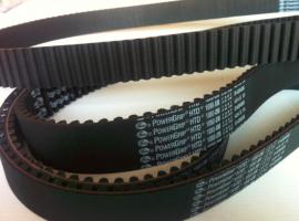 原厂原装盖茨精确圆弧齿同步带,高耐磨,耐老化
