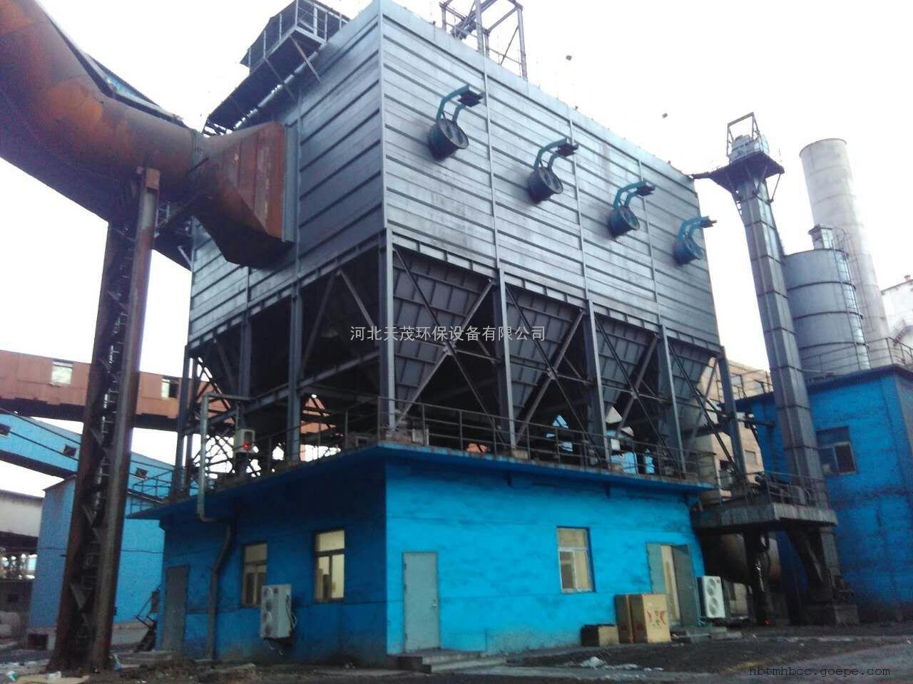 改造焦炉机侧除尘设备资质齐全厂家工期短