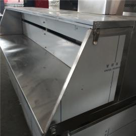 烧烤车1.5米无烟净化排烟罩净化器