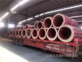 日京建材各种圆柱模板定制加工柱体成型效果好