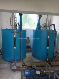 粉末活性炭干式投加装置的构成及工作原理