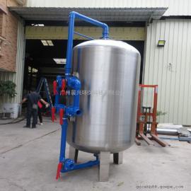 灌溉用水前置除浊全自动机械过滤器 净水设备生产厂家