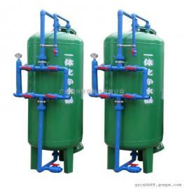 大型井水除铁锰设备 工业用水净化装置 水处理设备厂家