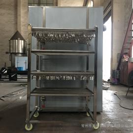 各种草药干燥设备 O型烘箱 热风循环烘干机
