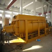 生产硅碳酸钙浆液浆叶式干燥机