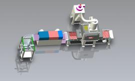 密封件行业的福音-密封件模具智能自动拆分机横空出世