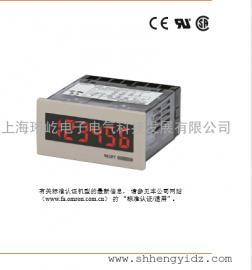 OMRON欧姆龙时间计数器H7E,H7HP系列