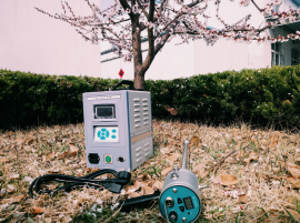 LB-2烟气采样器 可加热到120度的烟气采样仪