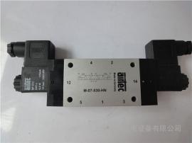 AIRTEC三位五通�磁�yM-07-530-HN