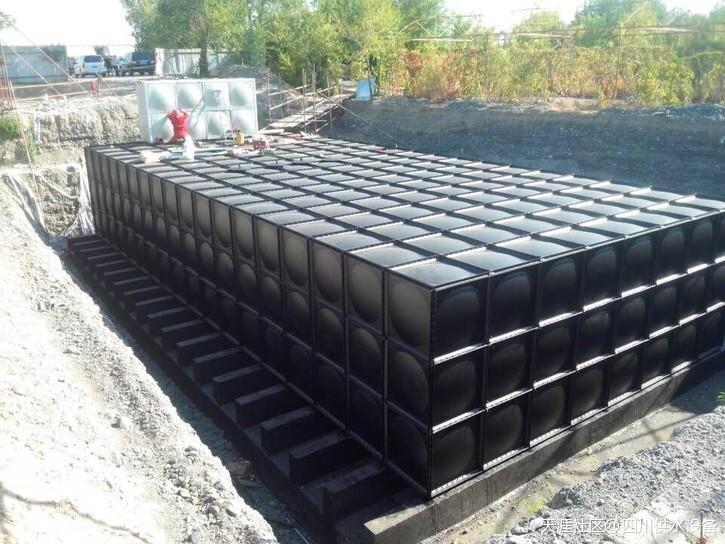 优质BDF不锈钢水箱