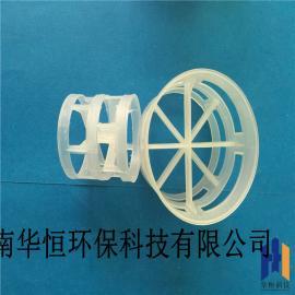 圆柱立柱塔式填料 鲍尔环填料 喷淋鲍尔环填料 优质填料厂家