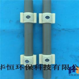 ABS曝气管 好氧池曝气器 生物滤池单孔epdm膜曝气器