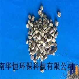 果壳滤料 耐酸碱滤料 核桃壳滤料 油田污水过滤用
