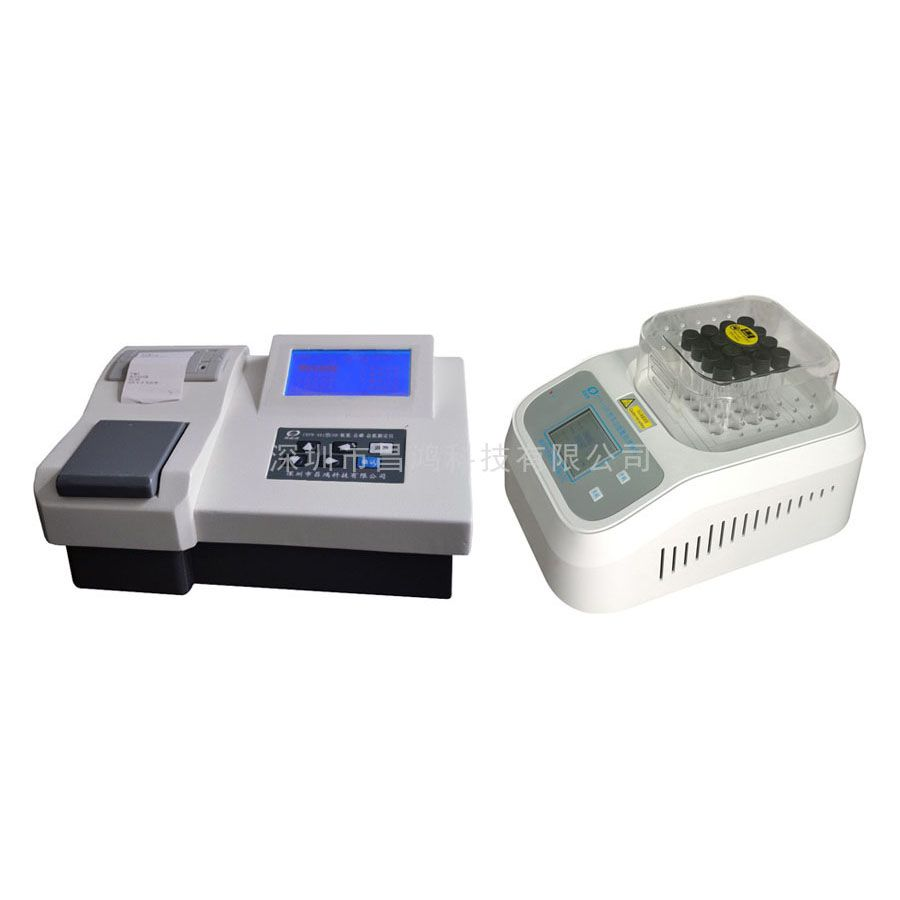 CNPN-401型 COD、氨氮、总磷、总氮测定仪