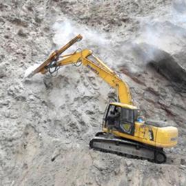 亿山挖改液压钻机 凿岩钻机 工程钻孔机械设备--亿山挖改钻厂家