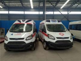 微型救护车简易小型救护车