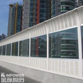 高速铁路隔音墙种类多 铁路隔音墙实用性强