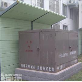 顶部折角型空调机组降噪声屏障厂家报价