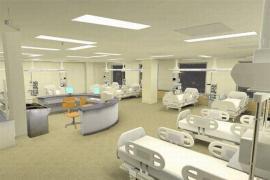 建设规划设计ICU病房工程