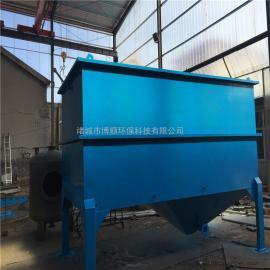 斜管积聚一体化装配 泥水分开配套设施 化工 工艺师污水处理一体化设备