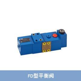 平衡阀FD16PB10/30B00/2立新液压FD16PB10/20B00