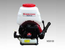 丸山MD8100机动背超强功率喷雾喷粉机器