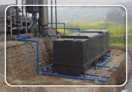 日丽地埋式一体化污水处理达标排放设备